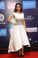 Actress Pooja Salvi Stills in White Dress at SIIMA Short Film Awards 2017 .COM 0048.JPG