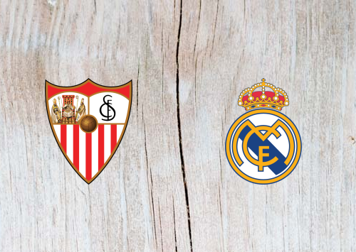 Sevilla vs Real Madrid Full Match And Highlights 26 September 2018