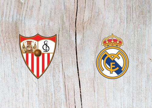 Sevilla vs Real Madrid Full Match And Highlights 26 September 2018