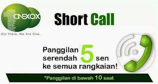 Pengalaman Bersama ONEXOX-Short call Murah