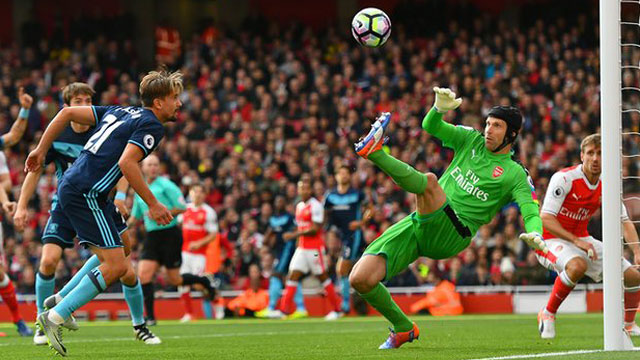 [Video] Cuplikan Gol Arsenal 0-0 Middlesbrough (Liga Inggris)
