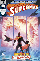DC Renascimento: Superman #40
