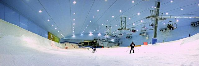 Ski Dubai (C) Filipe Fortes Wikipedia