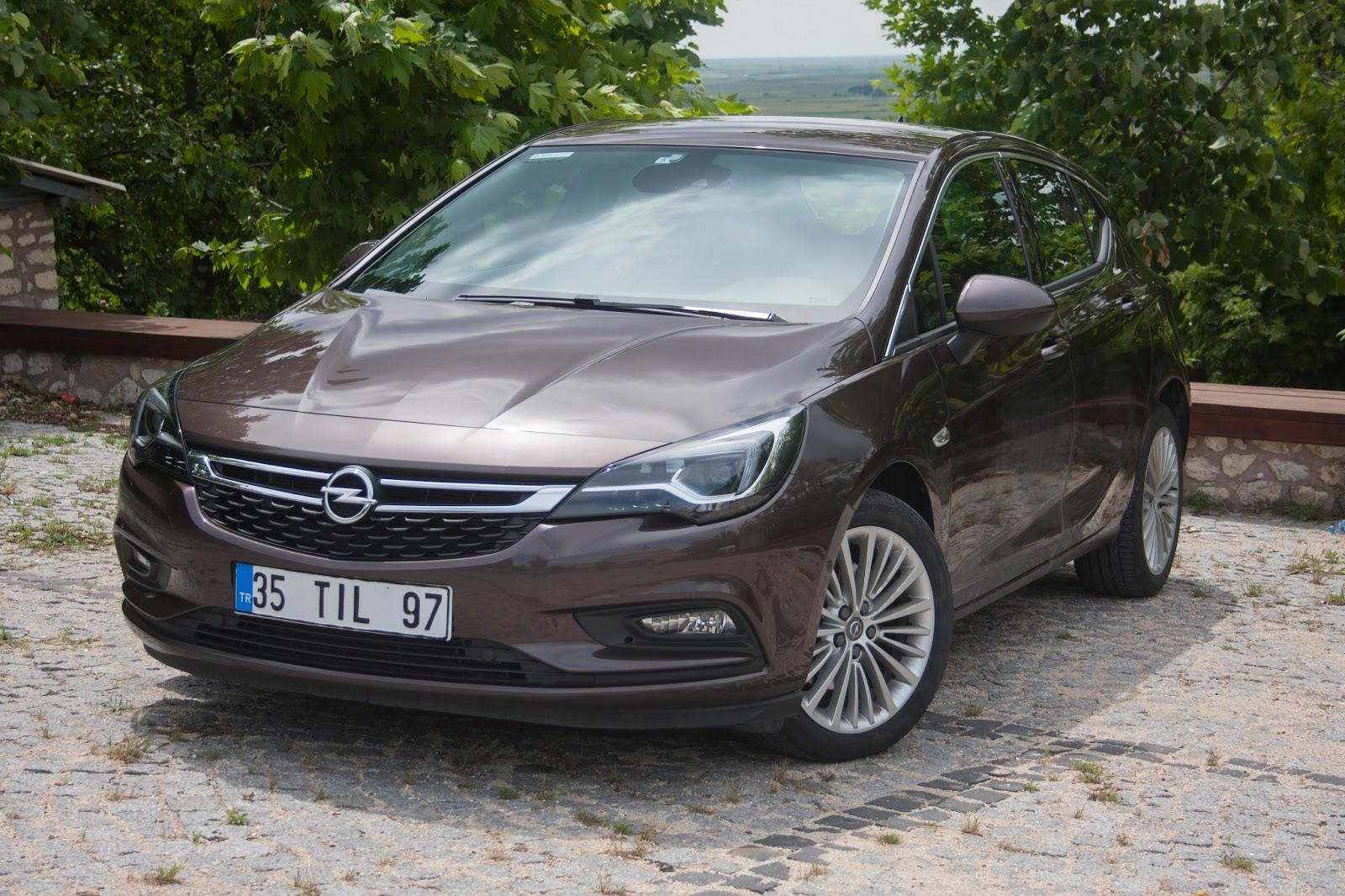 Opel Astra K Excellence 1 6 Cdti Ecotec