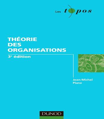 Théorie des organisations 3 édition PDF