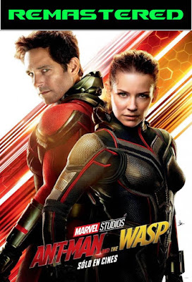 Ant-Man And The Wasp 2018 DVD R1 NTSC Latino RMZ