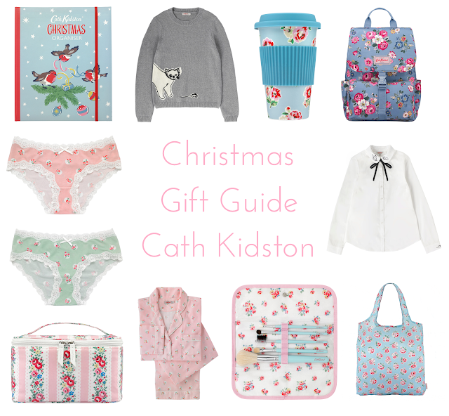 Christmas Gift Guide 2016 | Vintage Inspired Accessories by Cath Kidston