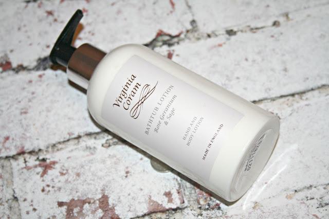 Virginia Coram Luxury Natural Soap - Bathtub Lotion