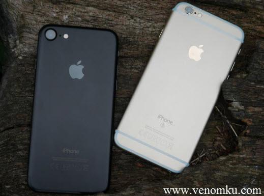 Iphone 6s Vs Iphone 7 Jangan Beli Iphone 7