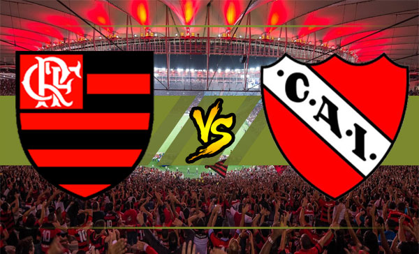 Flamengo vs Independiente - 20:30 h - Final Copa Sudamericana Vuelta - 13/12/17