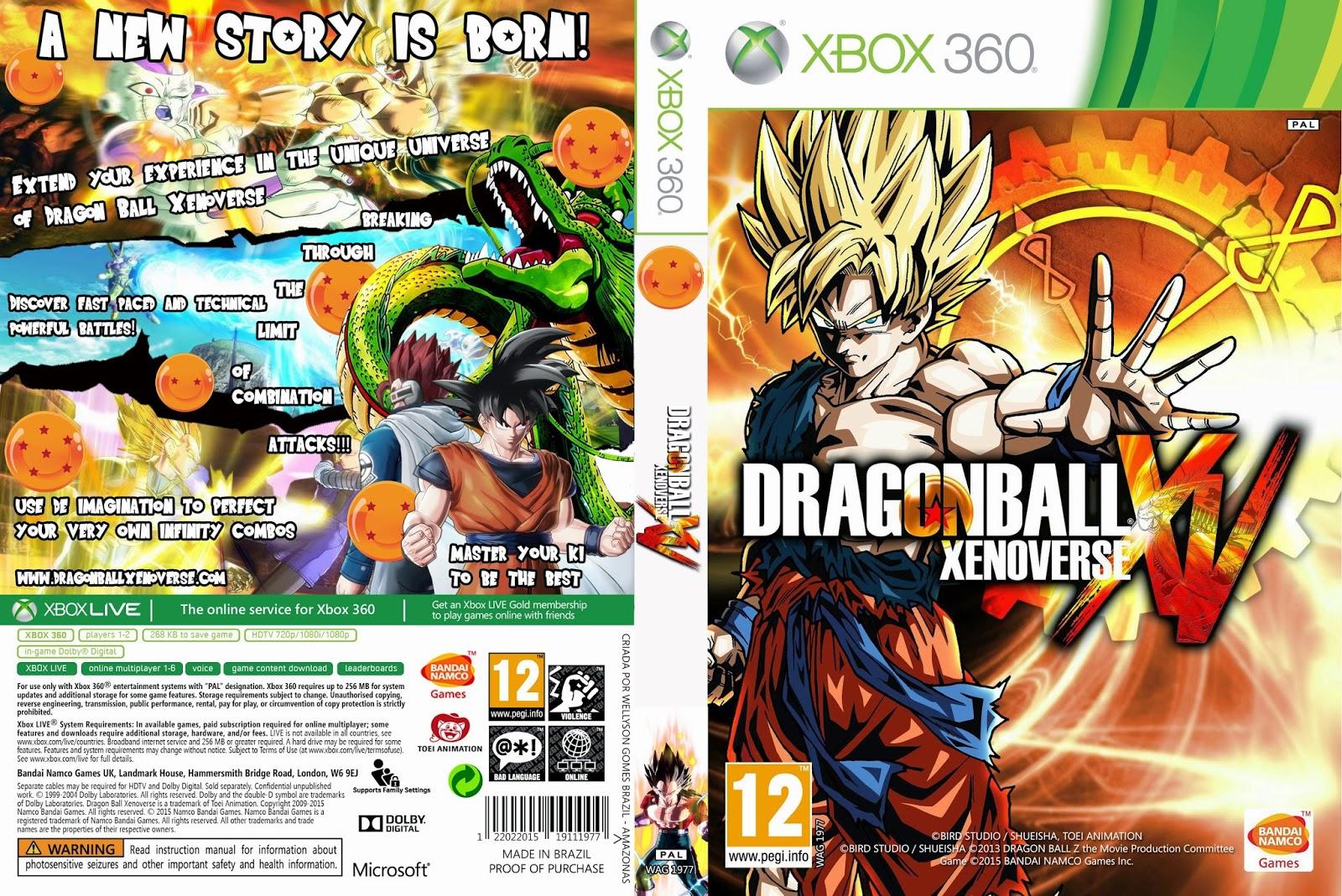 <span><b class=sec>Dragon Ball</b> <b class=sec>Xenoverse</b> (<b class=sec>X360</b>) | Herní-svět.cz</span>