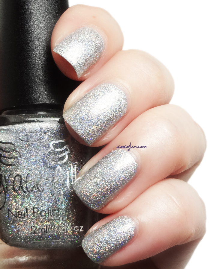 xoxoJen's swatch of Grace-full Rain Upon The Moon