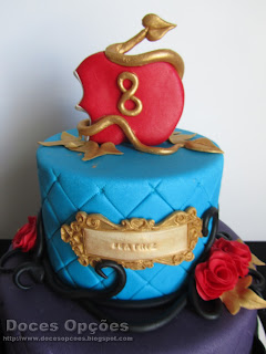 cake Descendentes disney