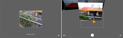 fotografías esféricas con Street View