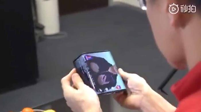 Première démo d'une tablette repliable en smartphone, signée Xiaomi — Vidéo
