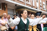 Fiestas de Santiago del Centro Gallego de Barakaldo