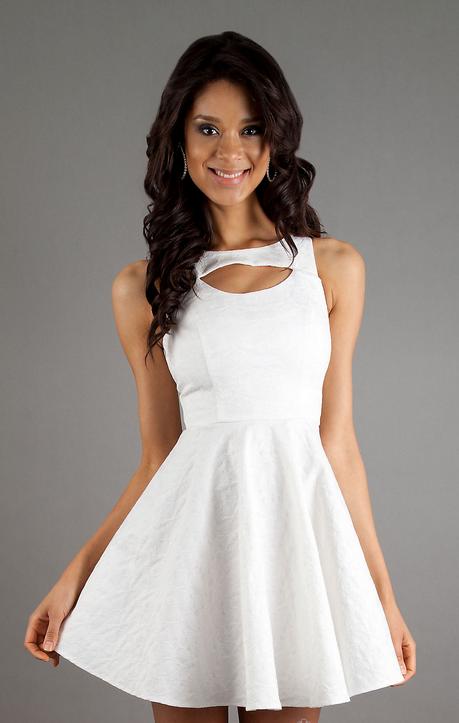 WhiteAzalea Cocktail Dresses: Simple Yet Elegant White ...