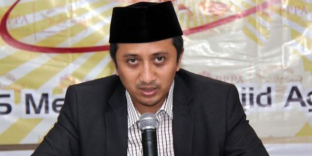 Anak jawab serangan netizen soal Yusuf Mansur bakal kalah sama Ahok