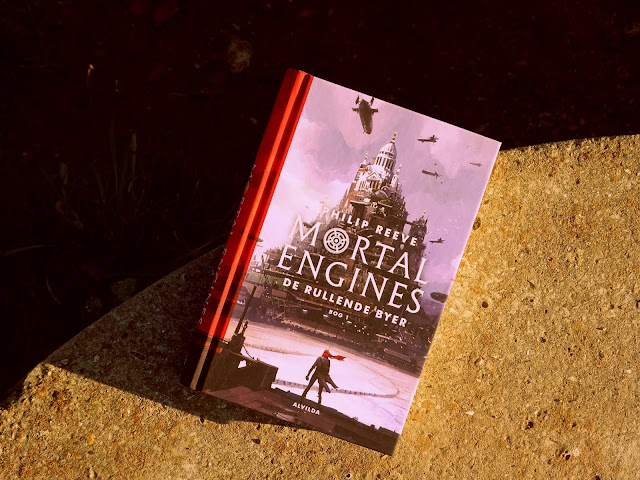 De rullende byer Mortal Engines Philip Reeve