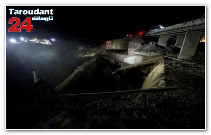 فرق الإنقاذ تبحث عن ناجين بعد مقتل 18 في سيول بالأردن