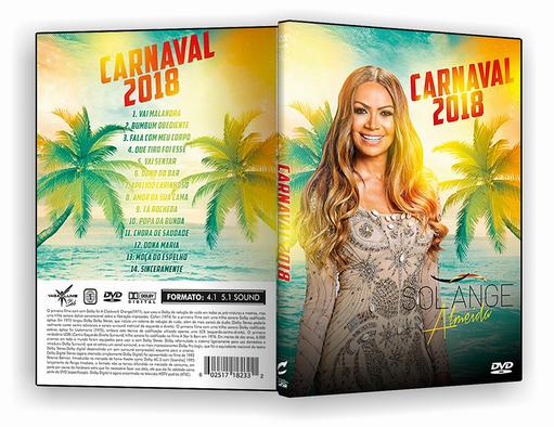 DVD – Solange Almeida Carnaval – ISO