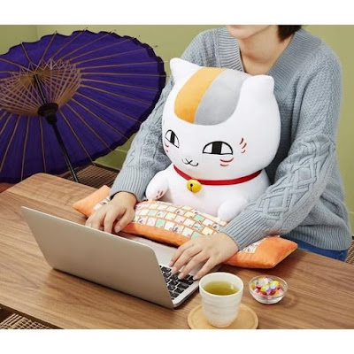 Natsume's Book of Friends Keyboard Wrist Rest