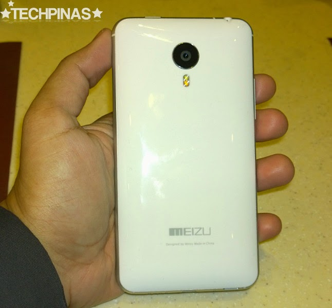 Meizu MX4 Silver Wings