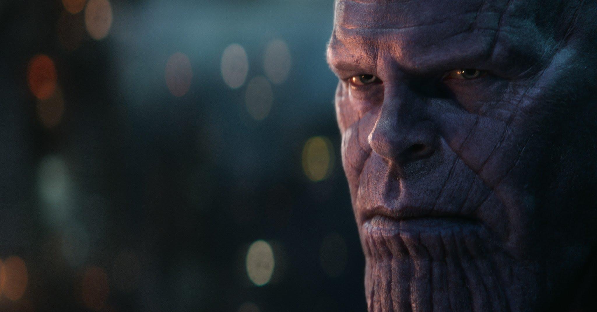 Avengers Endgame : マーベルのヒーロー大集合映画のクライマックス「アベンジャーズ : エンドゲーム」を特集するイギリスの映画マガジン エンパイアが、究極の勝利を果たした悪役サノスの栄光をたたえる限定版のカバー・アートをリリース ! !