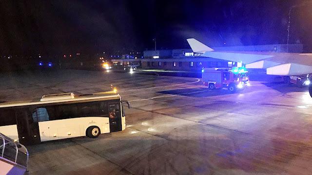 El avión de Merkel aterriza en Colonia por un problema técnico cuando volaba al G-20 en Buenos Aires