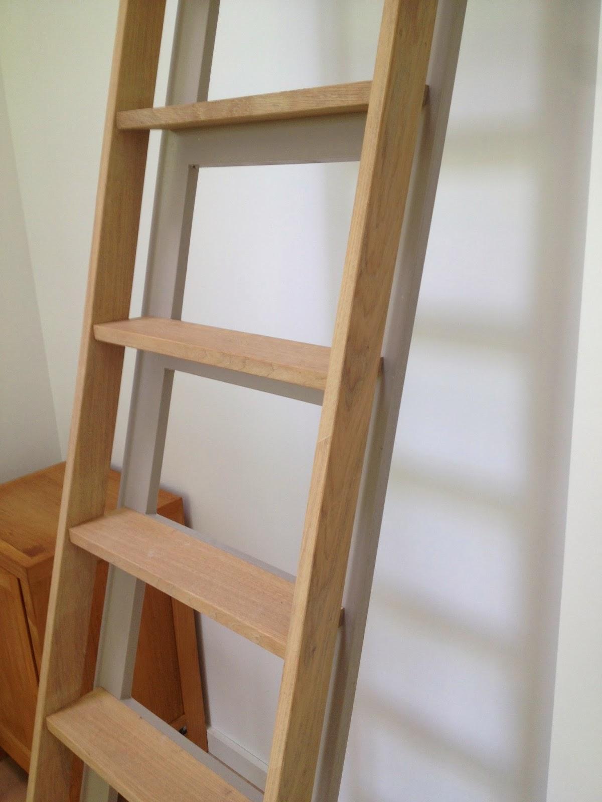 Fabulous Zelf Houten Ladder Maken IK21 | Belbin.Info @YP03