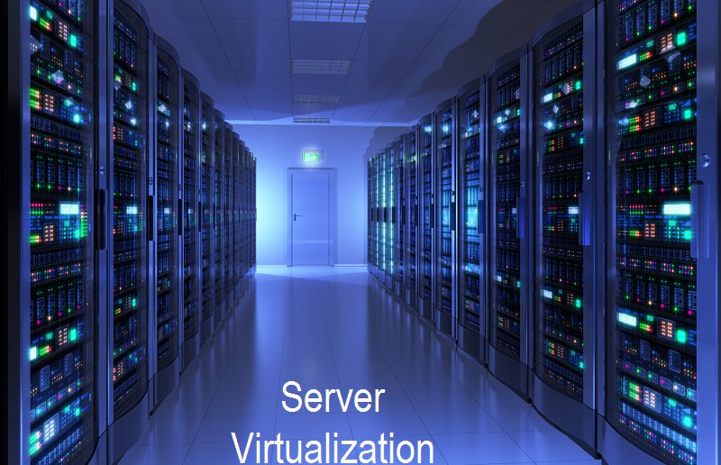 Top 5 Benefits of Using Server Virtualization Technology for Your Business