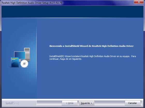 Realtek High Definition Audio driver Windows 10/8/7/Vista/Xp