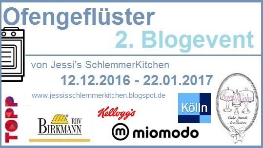 Blogevent | Ofengeflüster | Jessi's Schlemmer Kitchen