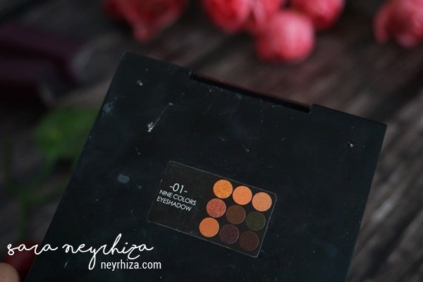 Review Eyeshadow Focallure