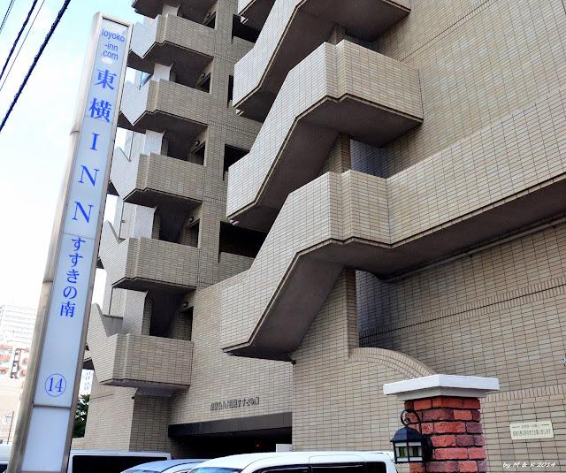 Day 11.2 東橫Inn札幌すすきの南