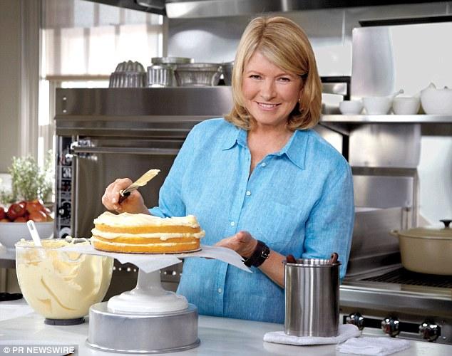 Happy Birthday Martha Stewart Cocktails At 6