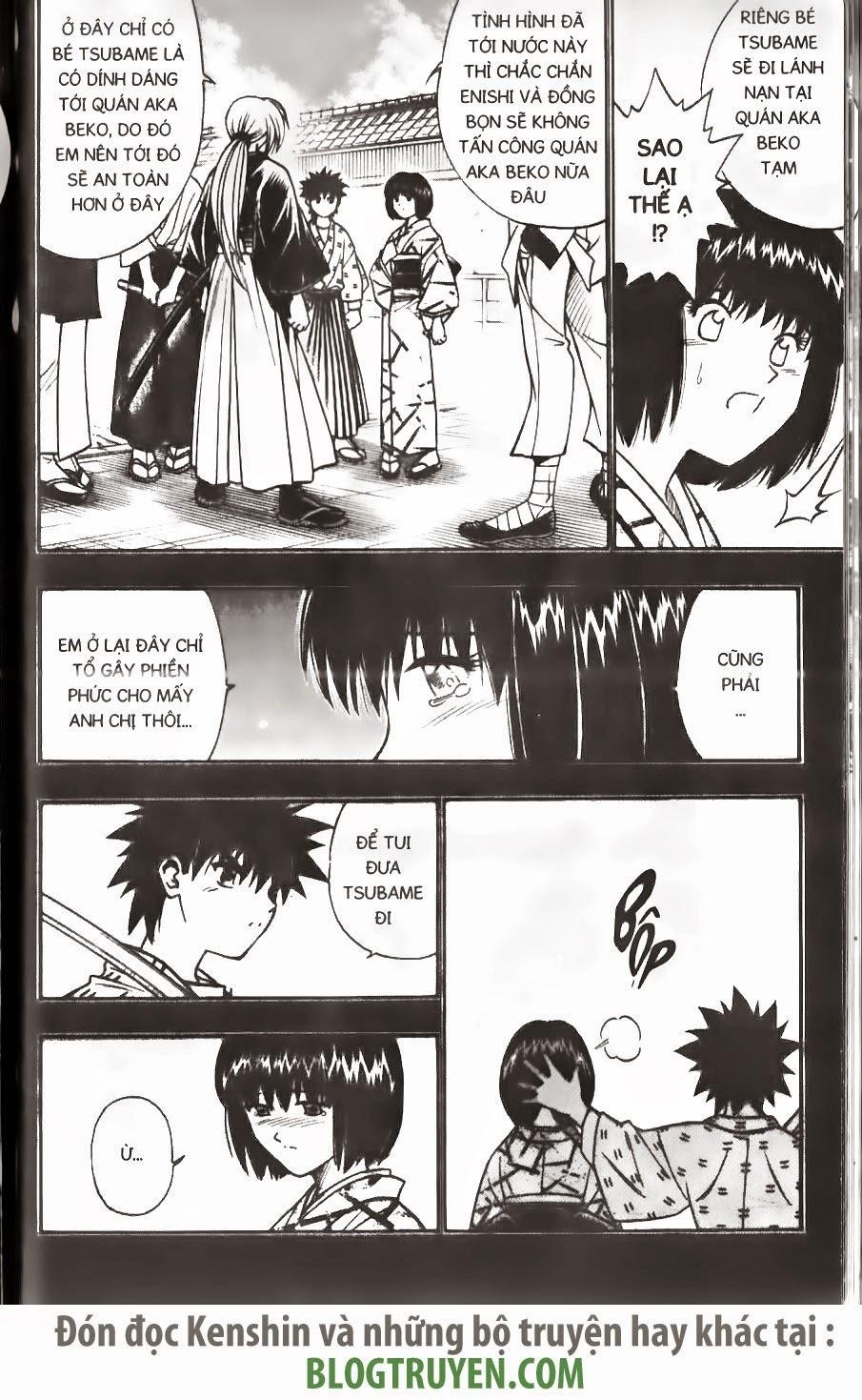 Rurouni Kenshin chap 184 trang 7