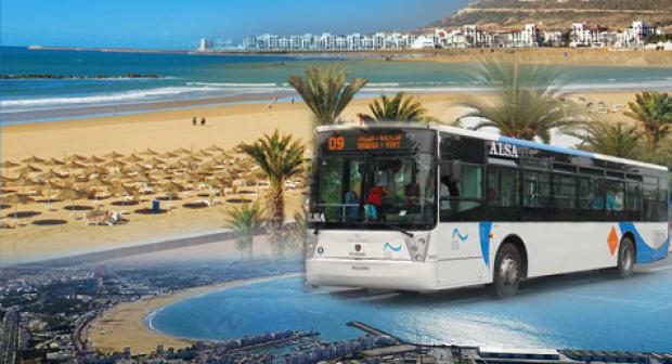 """شركة النقل""""ألزا"""" توضح بخصوص خبر توقف خدماتها يوم عيد الأضحى المبارك"""