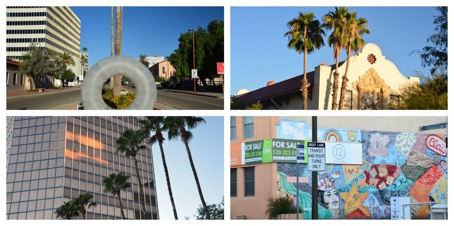Visite de Tucson