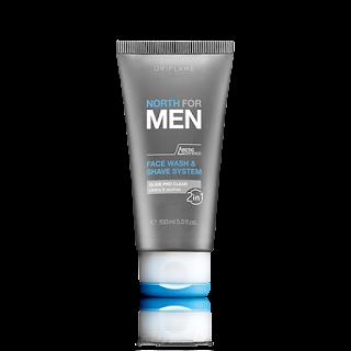 Προϊόν Καθαρισμού Προσώπου & Ξυρίσματος North for Men 150ml Κωδικός: 24912 Δίνει Bonus Points: 6