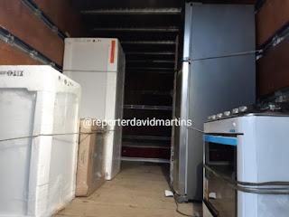 Servente de pedreiro encontra móveis e eletros roubados e devolve à loja na Paraíba