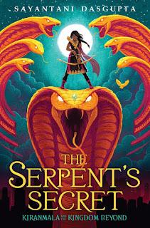 Kiranmala and the Kingdom Beyond: The Serpent's Secret