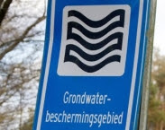 Bord grondwaterbeschermingsgebied. Bron: https://www.provincie-utrecht.nl