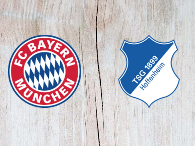 Bayern Munich vs Hoffenheim Full Match & Highlights - 24 August 2018