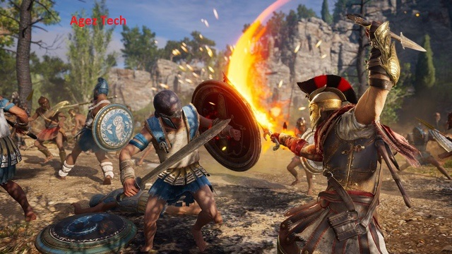 Assassin's Creed Odyssey Download For Free | Complete Setup For PC | Direct Download Link