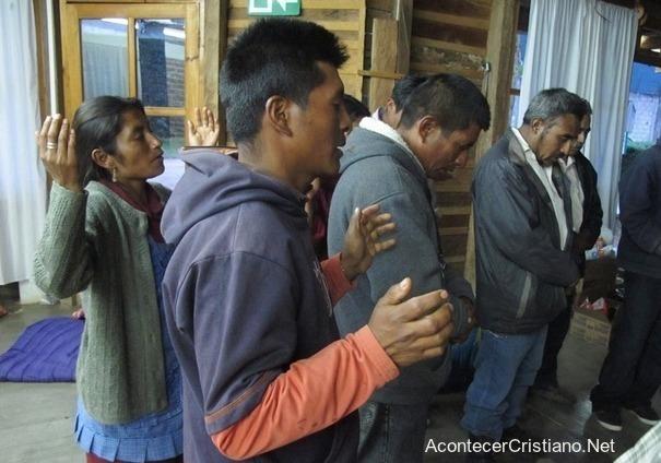 Cristianos de Chiapas sufren intolerancia religiosa