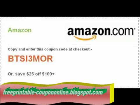 AMAZON UK COUPON