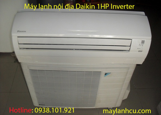 Ban may lanh cu DAIKIN Inverter hang noi dia Nhat Ban chat luong