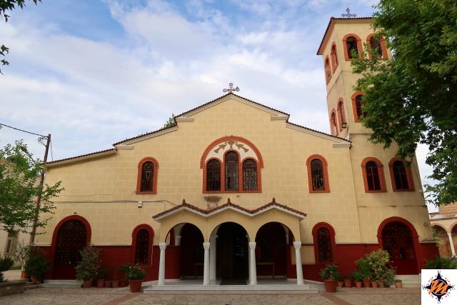 Trikala, chiesa di Agios Kwnstantinos