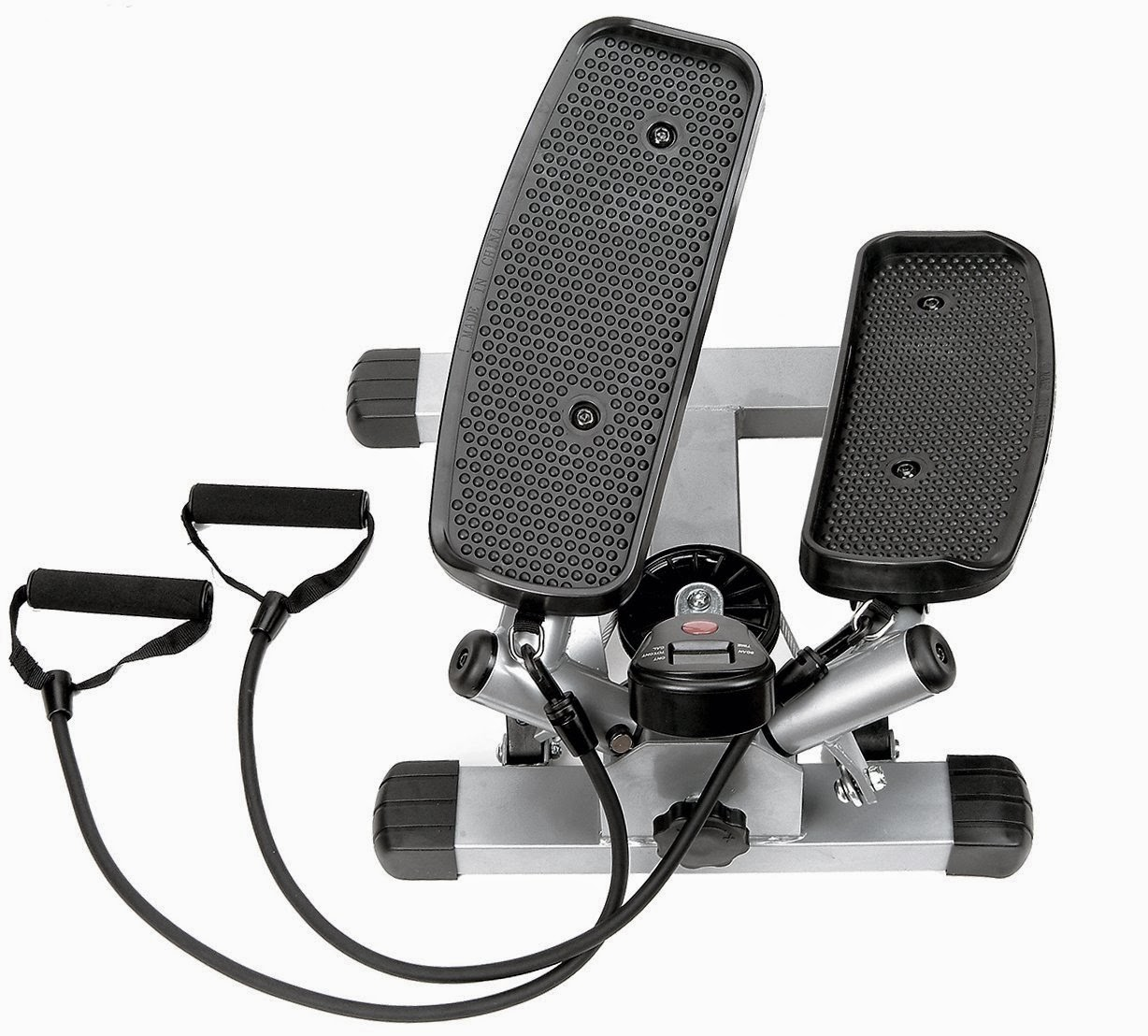 Sunny Health & Fitness Twister Stepper with Resistance Bands, picture, review features & specifications, plus compare with Sunny Twister Stepper with Handle Bar